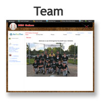 Team Website
