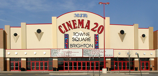 Brighton movie theater